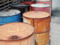 Smaltimento di 3000 litri olio esausto, emulsioni, imballaggi in legno e misti