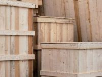 SMALTIMENTO CASSE IN LEGNO E BANCALI